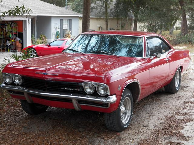 1965 chevrolet impala ss for sale orange city florida. Black Bedroom Furniture Sets. Home Design Ideas