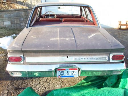 1964 AMC Rambler for sale