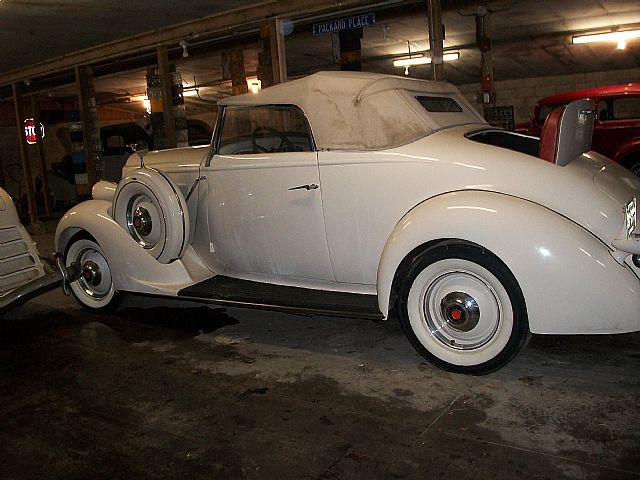 1936 Packard Convertible for sale