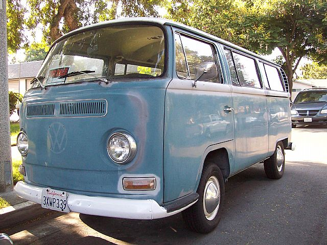 1968 Volkswagen Bus for sale