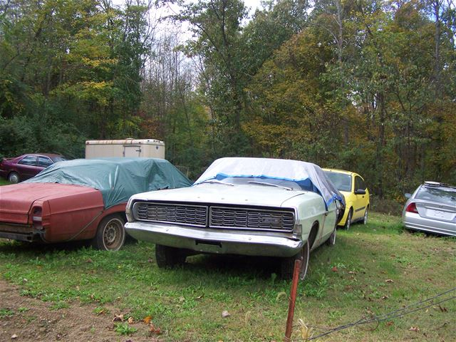 1968 Ford Galaxy for sale