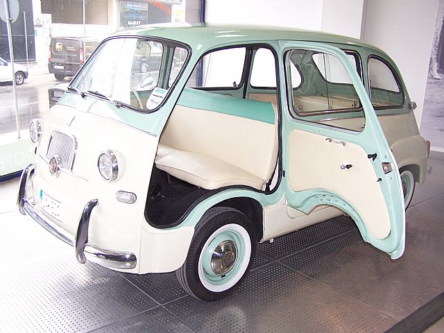 1956 Fiat 600 for sale