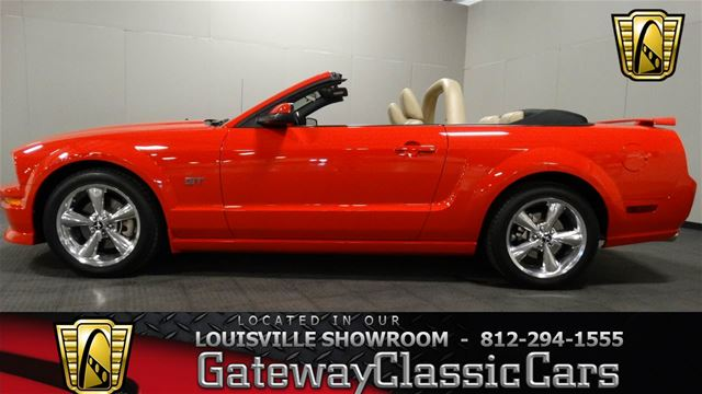 2006 ford mustang gt for sale memphis indiana. Black Bedroom Furniture Sets. Home Design Ideas