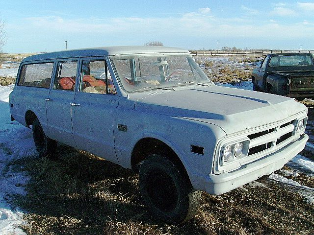 1968 GMC Suburban for sale