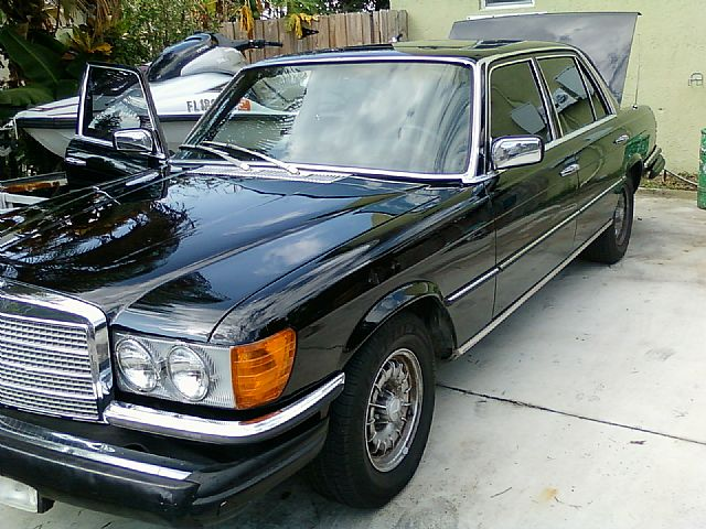 1979 Mercedes 450sel 6 9 For Sale Hollywood Florida