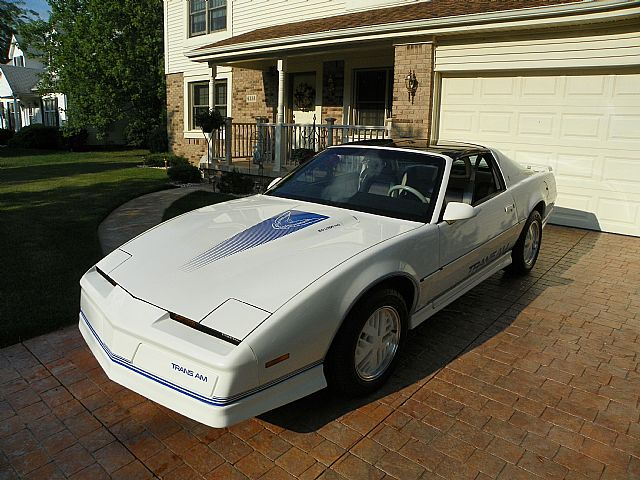 1984 Pontiac Trans Am for sale
