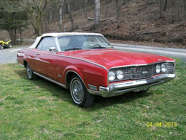 1969 Mercury Montego for sale