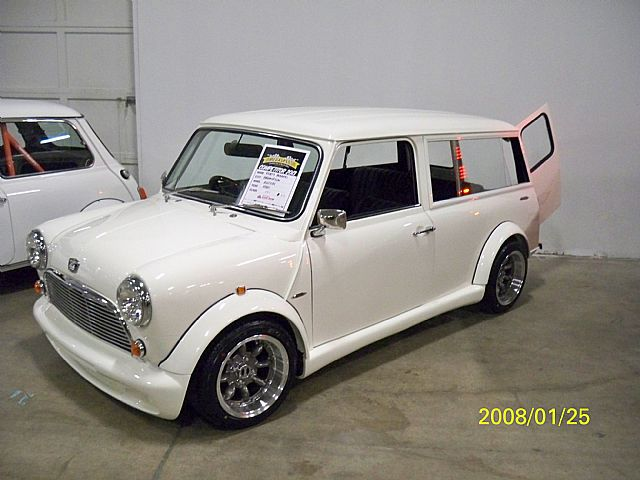 1980 Austin Mini for sale