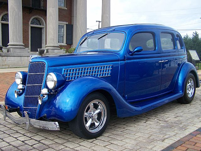 1935 Ford Slantback for sale