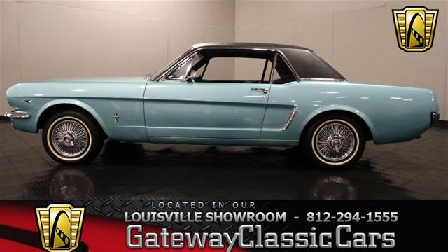 1965 ford mustang for sale memphis indiana. Black Bedroom Furniture Sets. Home Design Ideas
