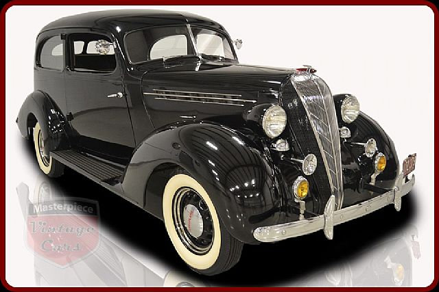 1936 Hudson Terraplane for sale