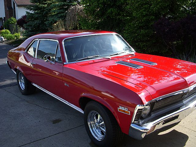 1972 Chevrolet Nova Ss For Sale Lancaster New York