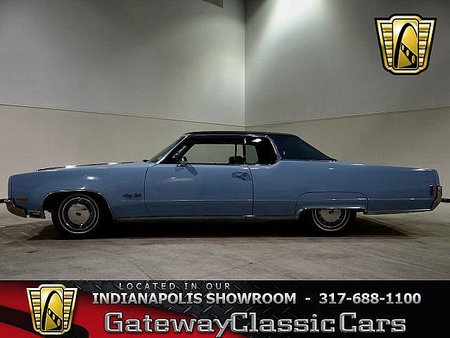 1970 Oldsmobile Ninety Eight for sale