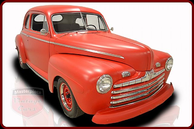 1946 Ford Five Passenger Coupe