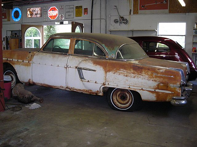 1954 Packard Patrician for sale
