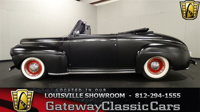 1941 Ford Convertible for sale
