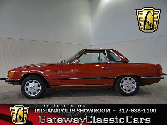 1972 Mercedes 450SL for sale