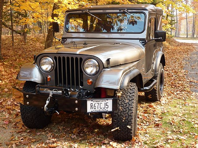 1967 Jeep CJ5 for sale