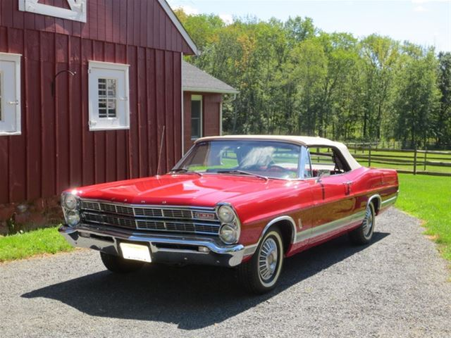 1967 Ford Galaxie for sale