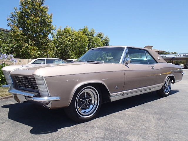 1965 buick riviera for sale thousand oaks california. Cars Review. Best American Auto & Cars Review