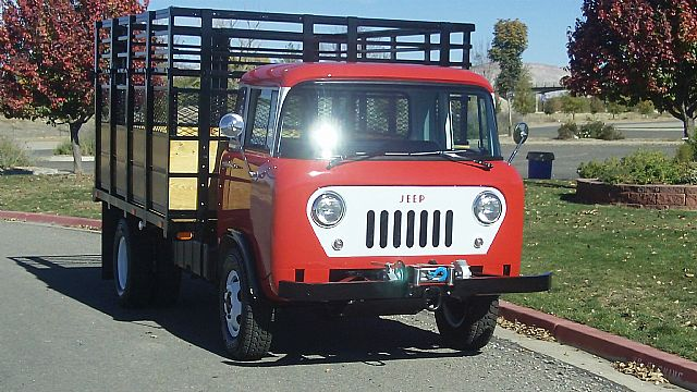 1960 Jeep FC 170 DRW for sale