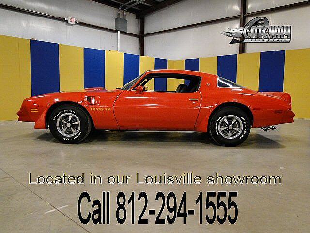 1977 Pontiac Trans Am for sale