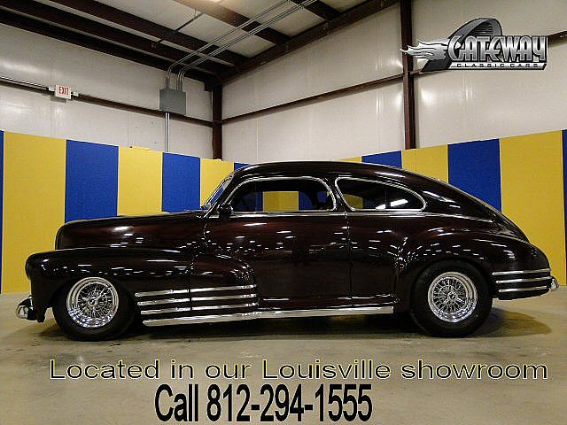 1947 Chevrolet Aerosedan for sale