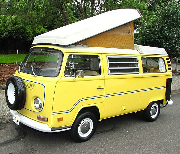 1972 Volkswagen Westfalia for sale