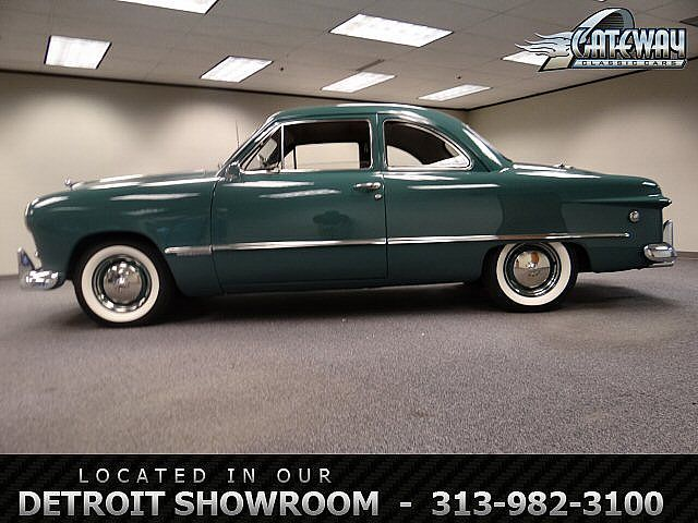 1949 Ford Cusom Coupe for sale