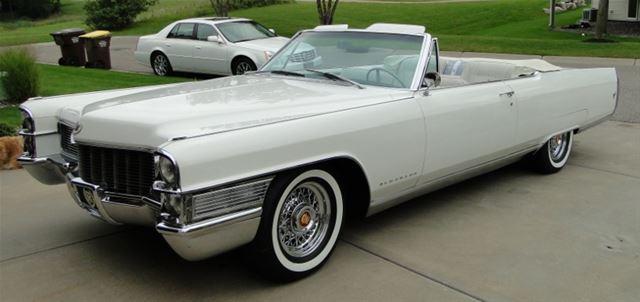 1965 Cadillac Eldorado For Sale Prior Lake, Minnesota