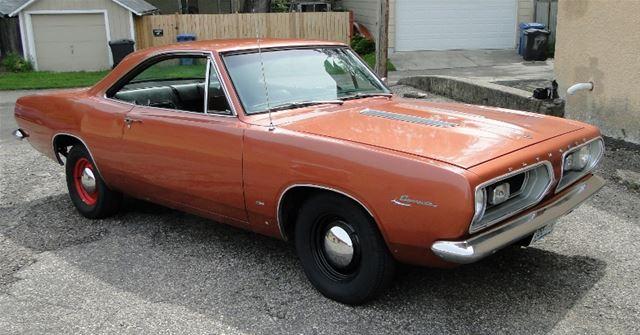 1967 Plymouth Barracuda For Sale Minneapolis  Minnesota