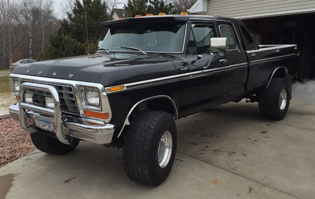 1979 Ford Super Cab