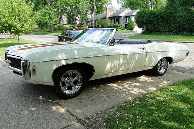 1969 chevrolet impala for sale st paul minnesota. Black Bedroom Furniture Sets. Home Design Ideas