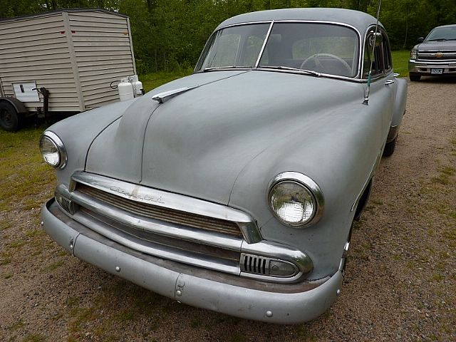 1951 Chevrolet Deluxe for sale