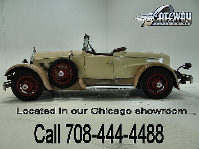 1927 Kissell Roadster for sale