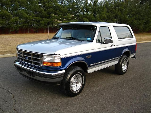 1996 ford bronco for sale. Cars Review. Best American Auto & Cars Review