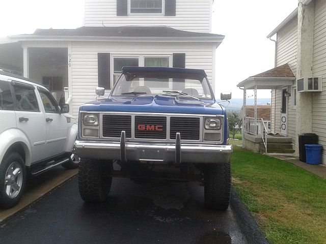 1985 GMC 1/2 Ton for sale