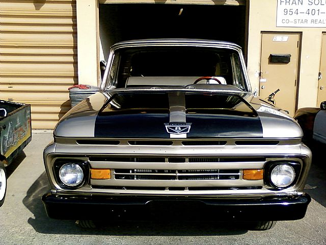 1962 Ford F100 for sale