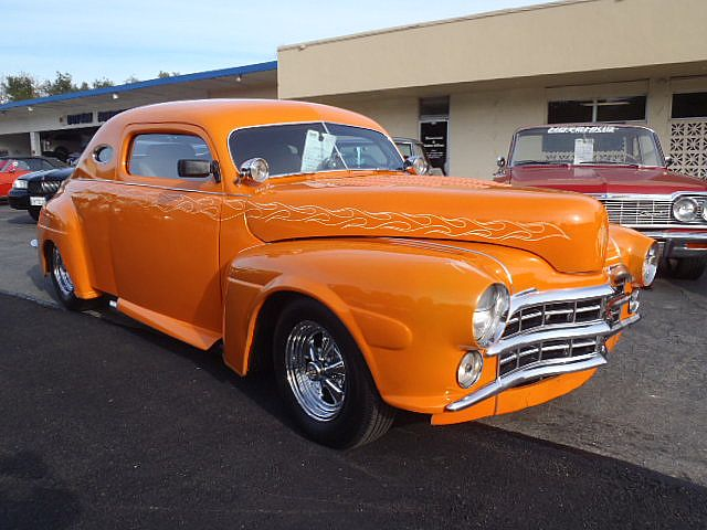 1946 Mercury Business Coupe for sale