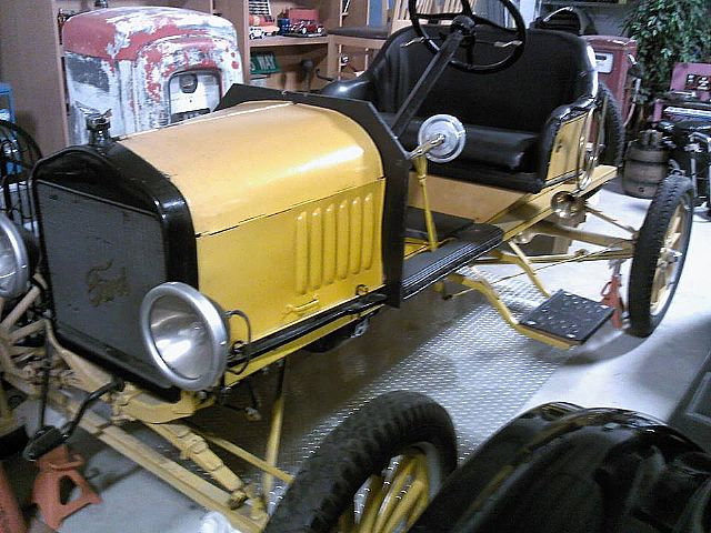 1920 Ford Speedster for sale