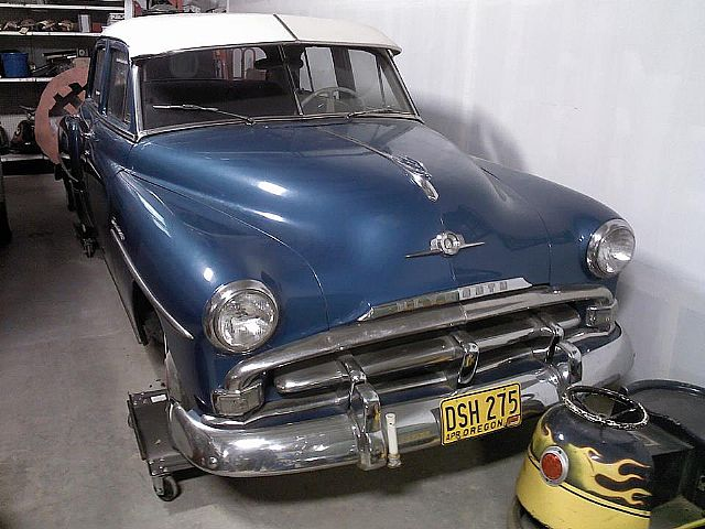 1952 Plymouth 4 Door for sale