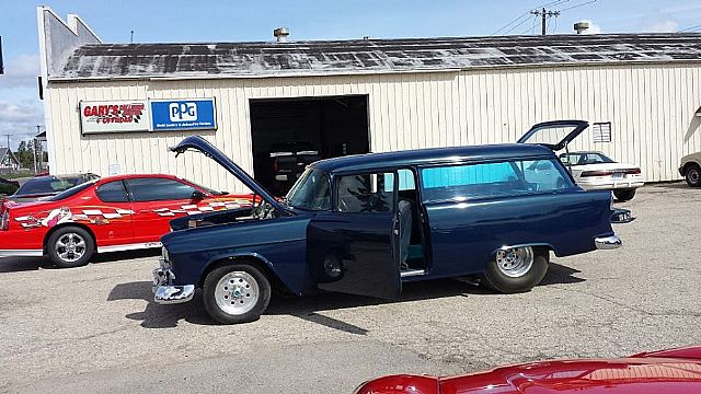 1955 Chevrolet Handyman for sale