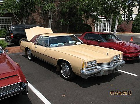 1976 Oldsmobile Toronado for sale