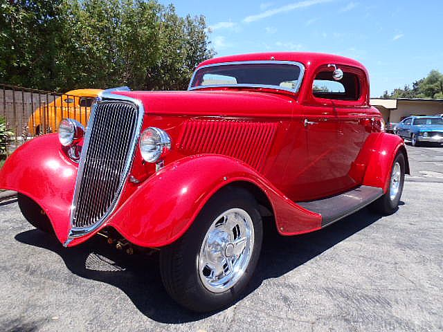 1934 ford 3 window coupe for sale thousand oaks california