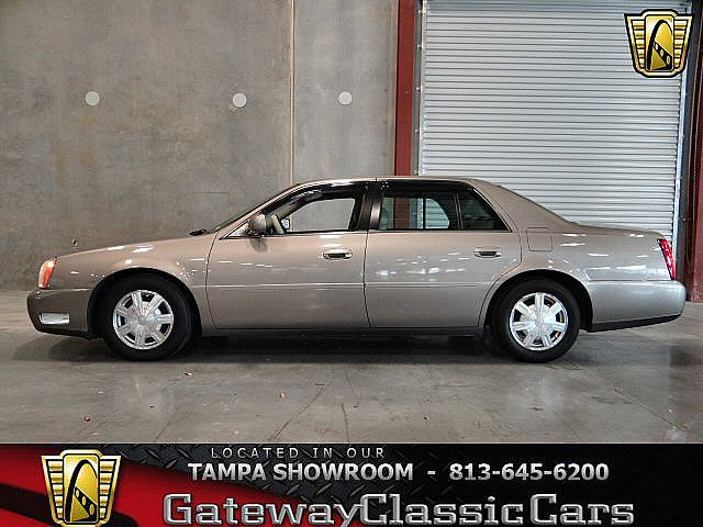 2003 Cadillac DeVille for sale