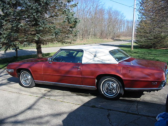 1969 Ford Thunderbird for sale