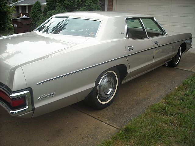 1971 Mercury Monterey for sale