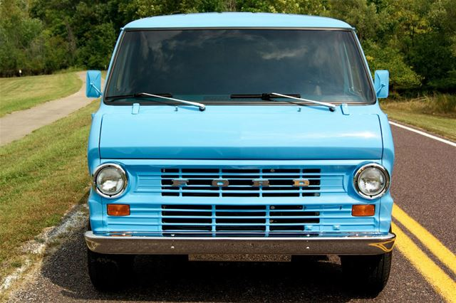 1973 Ford Econoline for sale