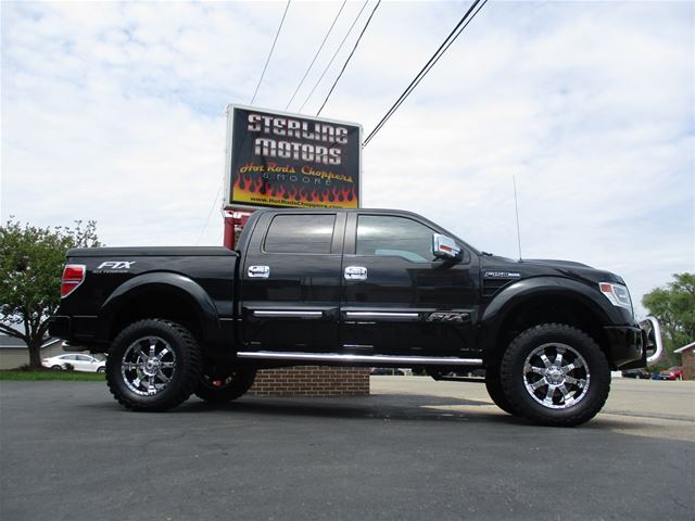 2013 Ford F150 for sale