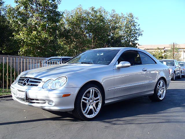 2004 Mercedes CLK320 for sale